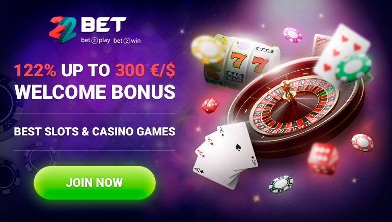 Die technischen Vorzüge des 22BET Casinos