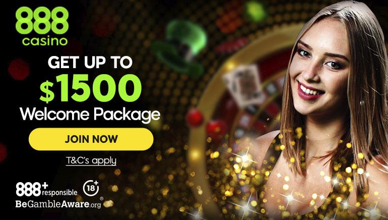 888 Casino im Rampenlicht in 2020