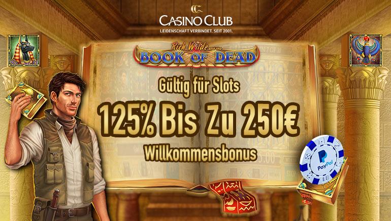 Casino Club banner 1