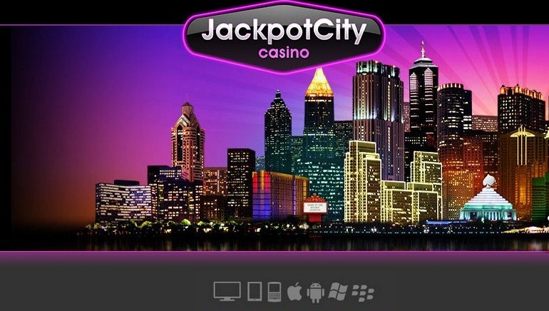 Jackpot City Casino präsentiert mobile Plattform