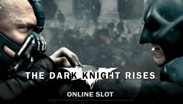 Batman: The Dark Knight schon bald in Online Casinos