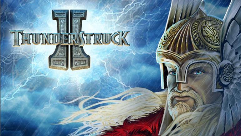 Der ideale Ort zum Spielen von Thunderstruck II Casino Slot