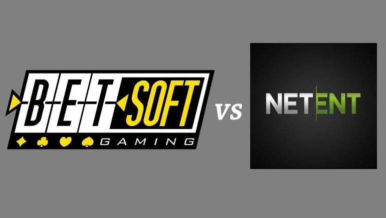 Der Kampf der Softwareentwickler - NetEnt gegen BetSoft