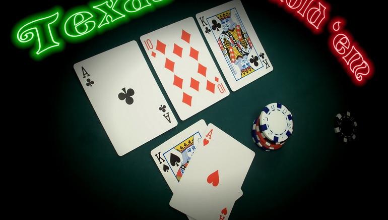 Gratis online Poker