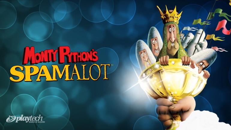 Monty Pythons Spamalot Jackpot klettert im Europa Casino auf EUR 2,5 Millionen