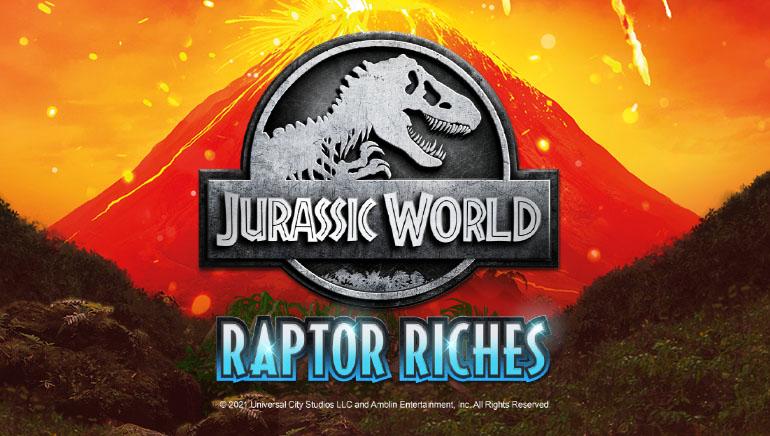 Spielen Sie jetzt im September Microgamings Raptor Riches und vieles mehr