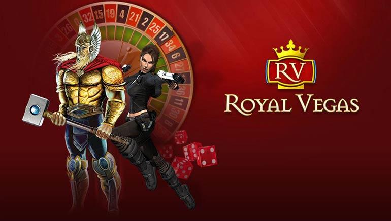 Genießen Sie eine wahrhaft königliche Behandlung im Royal Vegas Casino