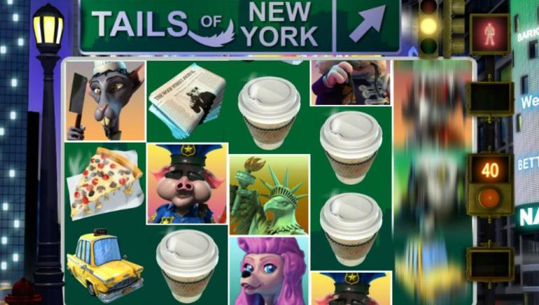 Tails of New York jetzt im Black Lotus Casino