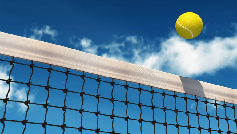 Spielen Sie anlässlich der French Open Tennis-Spielautomaten