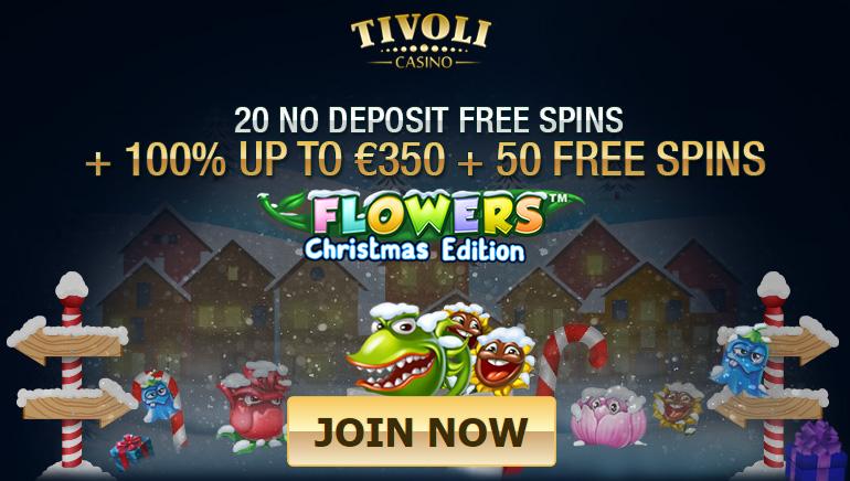 Tivoli Casino verbreitet mit dem exklusiven OCR  Angebot Weihnachsstimmung